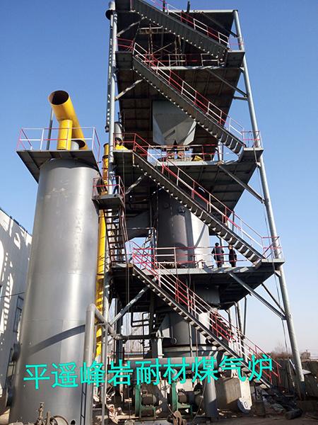 平遥峰岩耐材煤气炉
